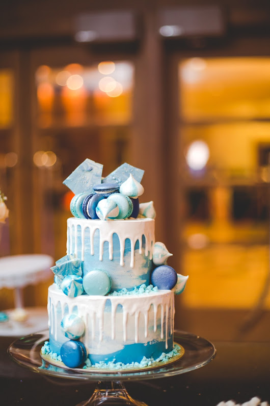 Whimsical Wedding Bakes with Creme Maison Bakery
