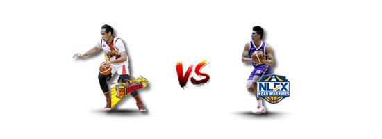 June 23: San Miguel Beermen vs NLEX Road Warriors, 5:00pm Calasiao Sports Complex