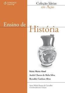livro ensino de história abud