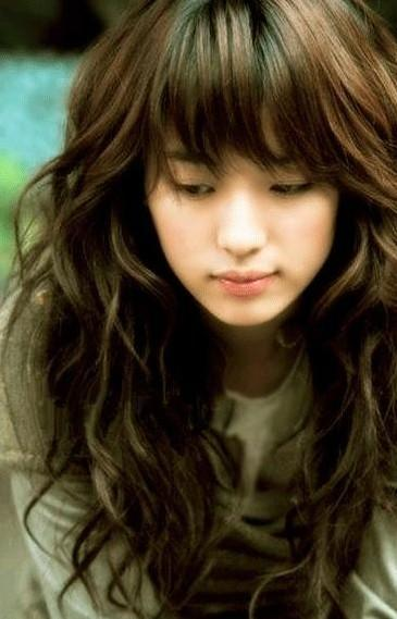 New Korean Hair Style 2013: Cute Korean Hairstyles for ...