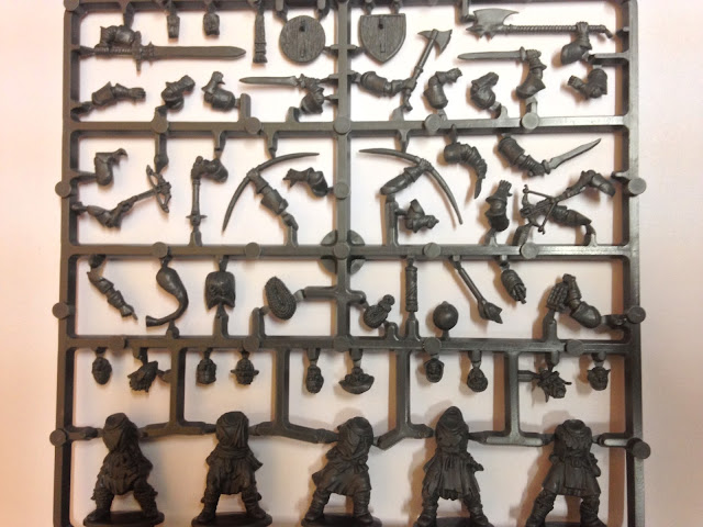 Northstar Miniatures: Hard-Plastic Frostgrave Soldiers Boxed Set