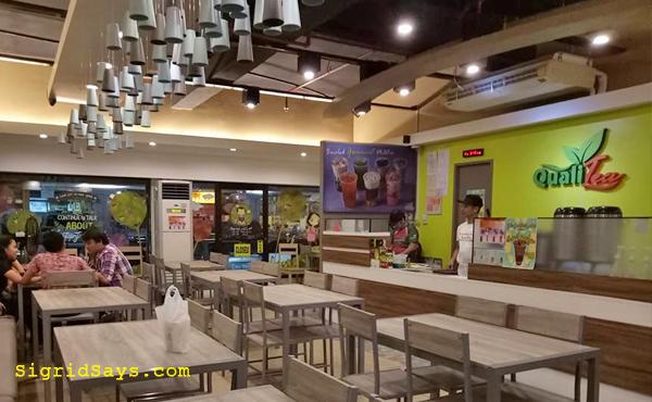 Qualitea and Shawarma Habibi - Bacolod restaurant
