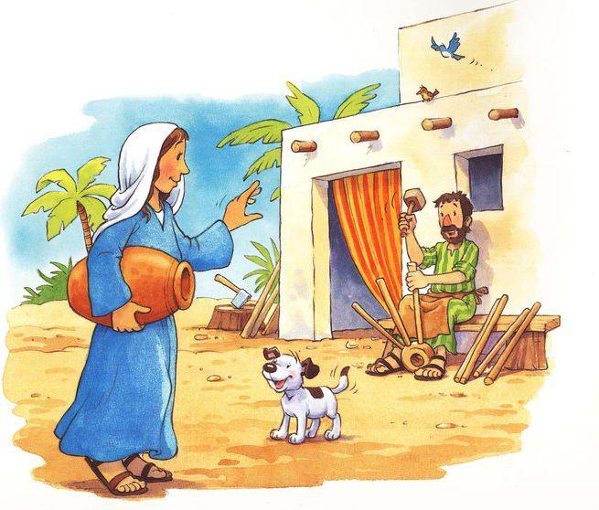 Compartiendo por amor: Secuencia Nacimiento de Jesús