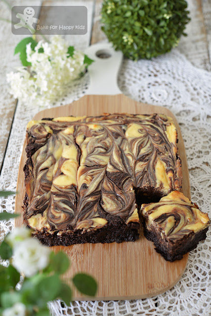 gluten free cream cheese brownies