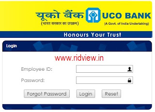 UCO HRMS Login for Employee Salary Slip Download