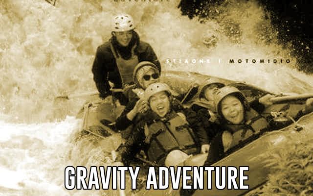 wow serunya berafting ria di bandung gravity adventure