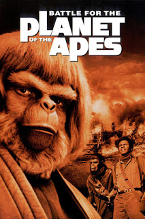 Battle for the Planet of the Apes (1973) สงครามพิภพวานร