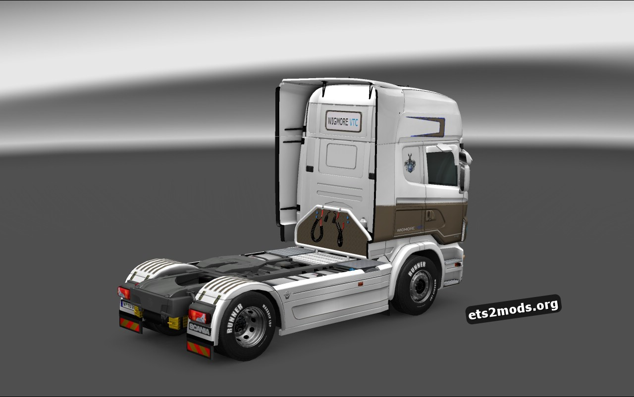 Wigmore VTC Skin for Scania RJL