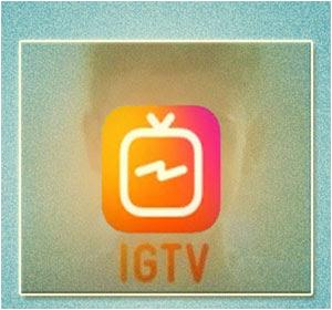 Pasang Aplikasi IGTV