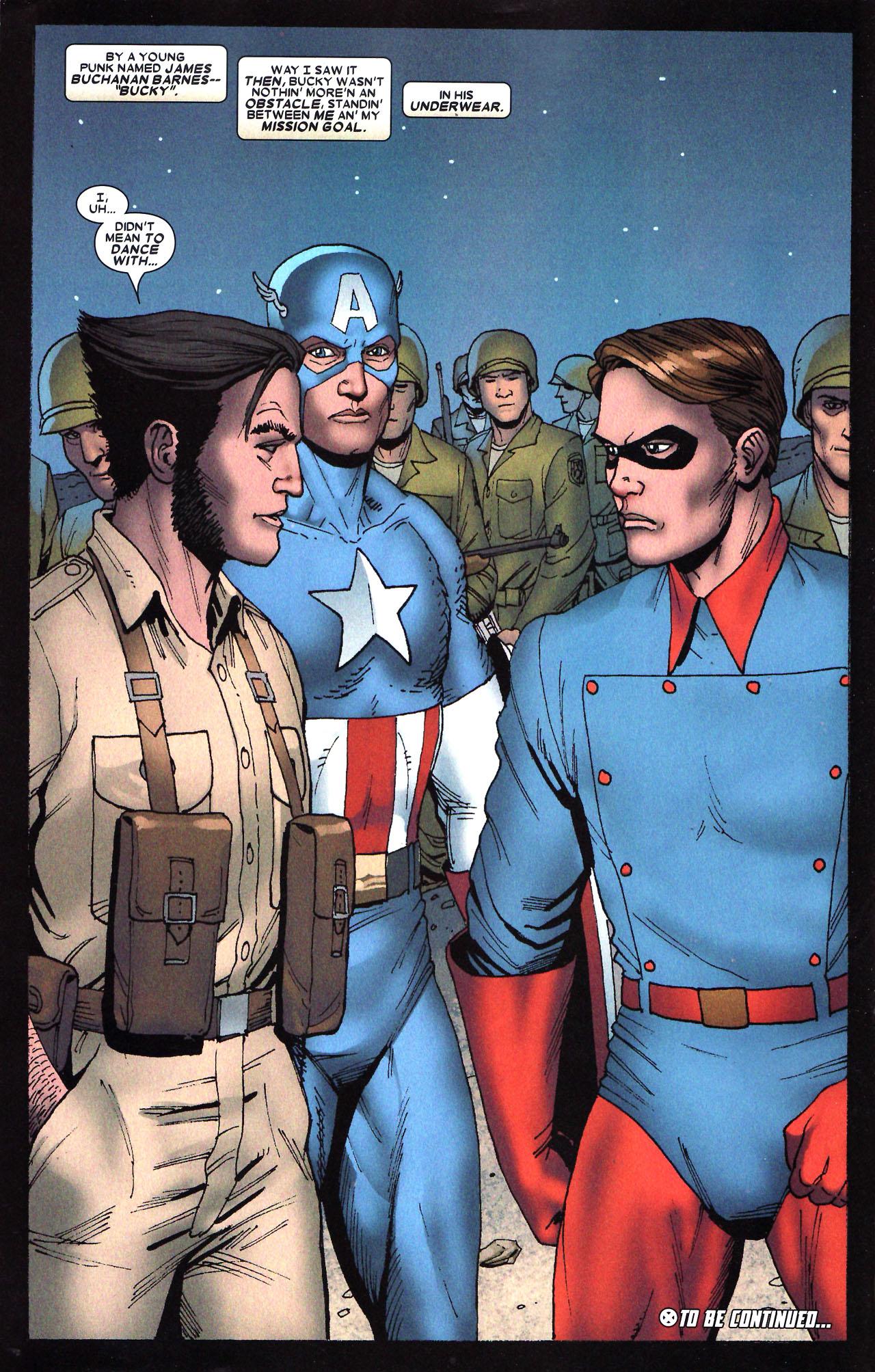 Read online Wolverine: Origins comic -  Issue #17 - 24