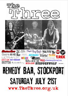 REMEDY BAR STOCKPORT - THE THREE