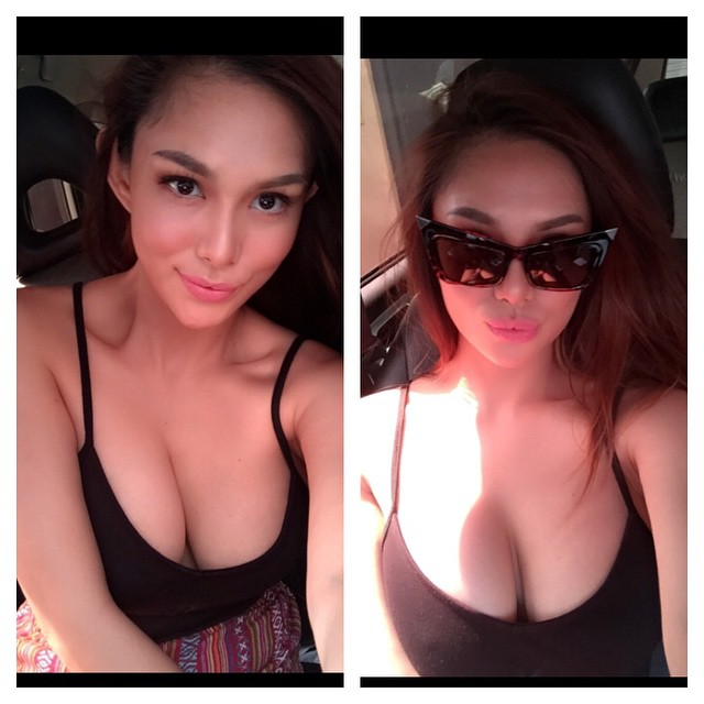 SENSUAL PINAYS: AICA SY - Gorgeous To The Max