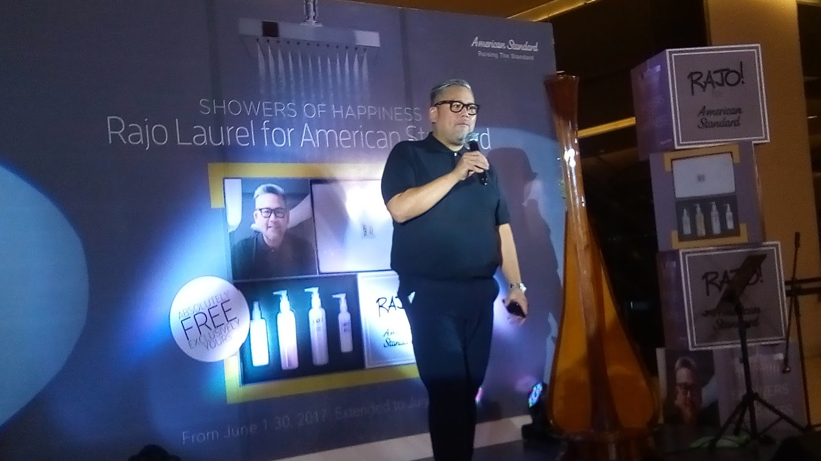 American Standard partners with iconic designer Rajo Laurel for ...