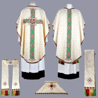 Ready Made Vestments - What's Available