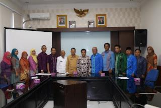 Raih Prestasi Pada Penilaian LAKIP Tahun 2016, Kota Payakumbuh Dikunjungi Pemko Sawah Lunto