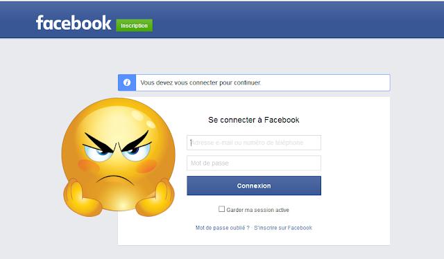 أغلق حسابات أصدقائك على الفيس بوك رغما عنهم