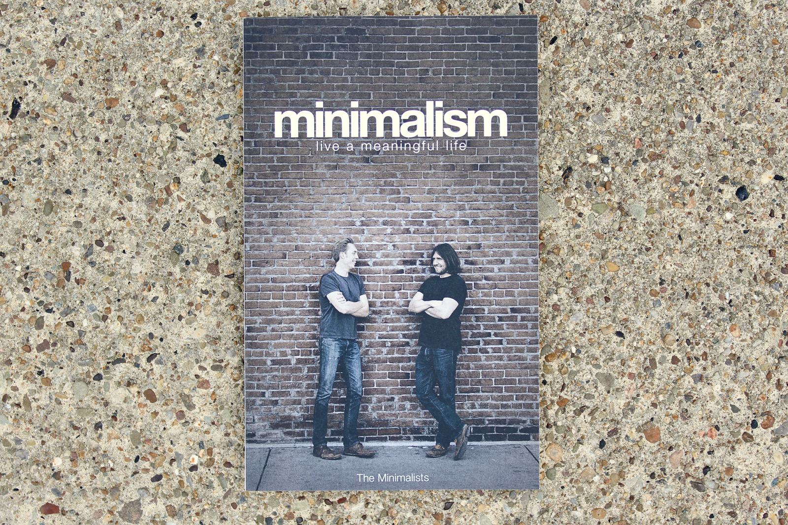 Surznick reads march 2017 the surznick common room for Minimalism live a meaningful life