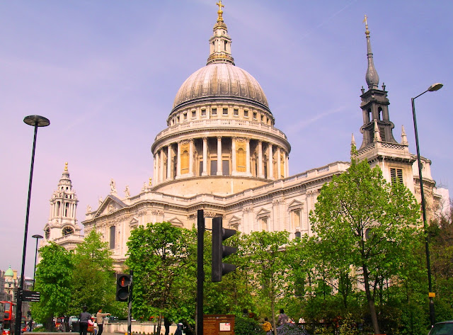 St Pauls katedral London