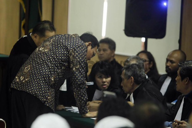 Keceplosan, Saksi Ahli Mengaku Di-Breafing Tim Ahok