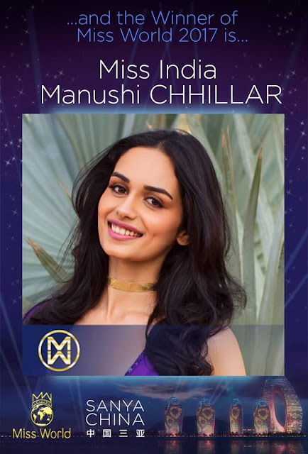 Miss World 'Manushi Chhillar' Wiki Biography,Images, Age,Personal Profile,Indian Hottie