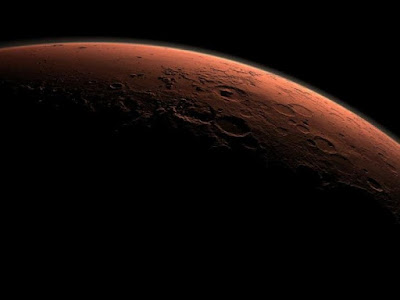 Ancient Mars bombardment likely enhanced life-supporting habitat