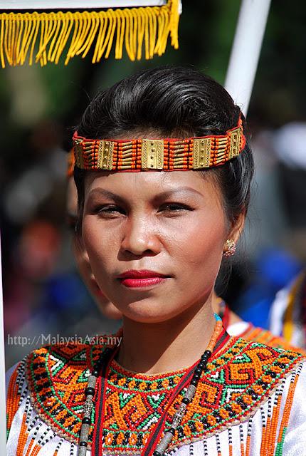 Costume for Sulawesi Barat people