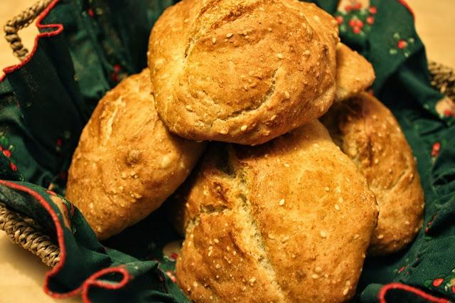 sämpylä paras sikke sumari vaivaamaton leipä