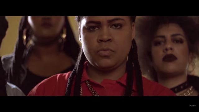 """""""Das Preta"""" é o mais novo clipe da mc paulistana Dory de Oliveira"""