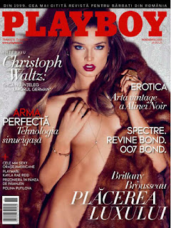 Revista Playboy Rumania-Noviembre 2015 PDF Digital