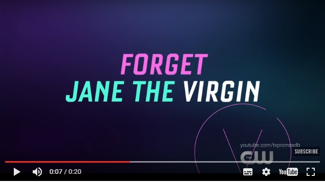 Jane pode perder virgindade com michael no episódio 3 da terceira temporada