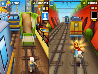 Download Subway Sufers Newst MOD APK