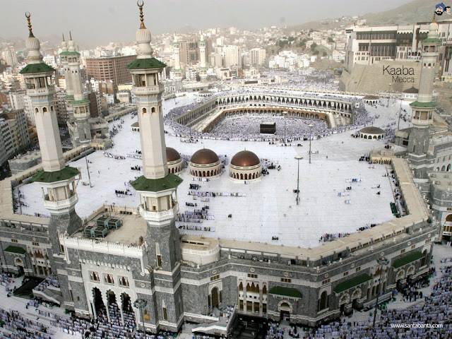 Download Latest  Full Mecca Pictures