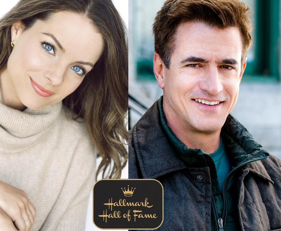 an all new hallmark hall of fame holiday movie production the christmas train