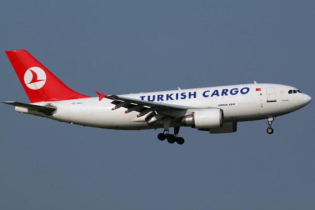 Turkish Cargo Airbus A310F TC-JCZ