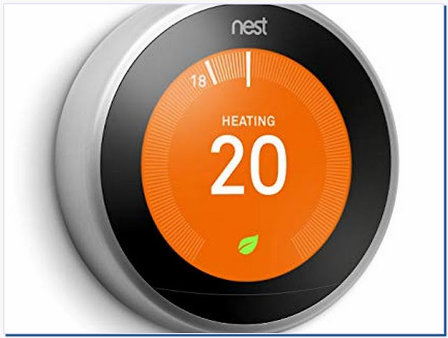 Nest thermostat cost UK