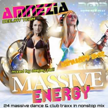 cd - CD Amnezia - Massive Energy (2012)