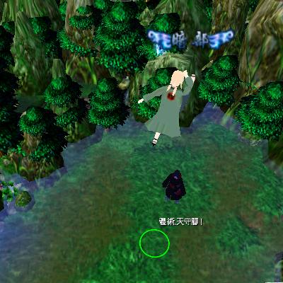 naruto castle defense 6.0 Stunade Heaven Kick of Pain