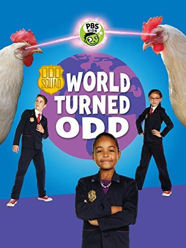 Odd Squad: World Turned Odd