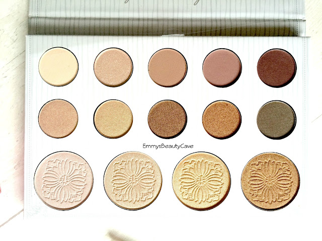 BH Cosmetics Carli Bybel Palette Review & Swatches