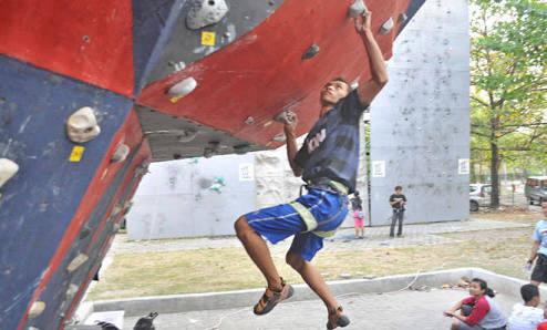 Kategori Lomba Panjat Tebing Yang Dipertandingkan Di Indonesia Paresmapa Pencinta Alam Remaja Sma Negeri 1 Pati