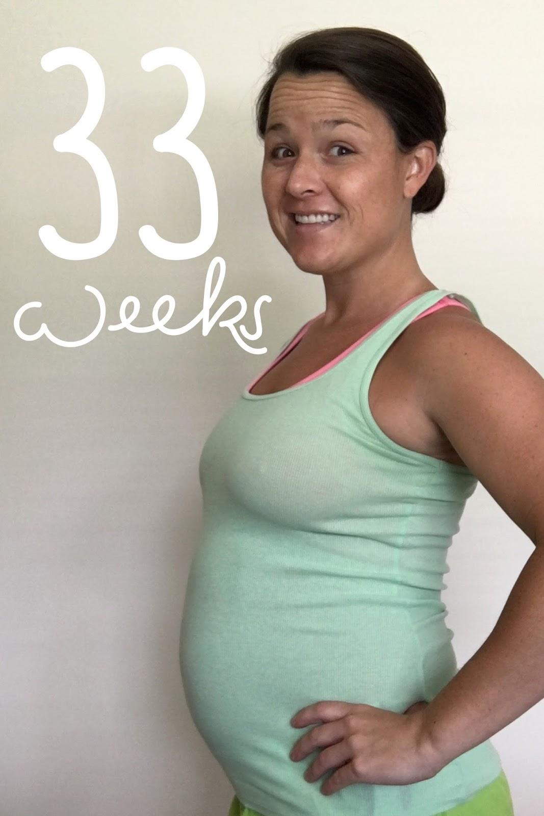 Baby #2 Bumpdate: 33 Weeks | Mal Smiles | Bloglovin'