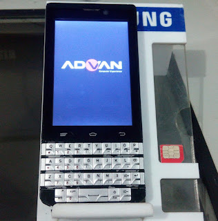 Cara Flash Hp Advan Q7A Mudah Via Flash Tools