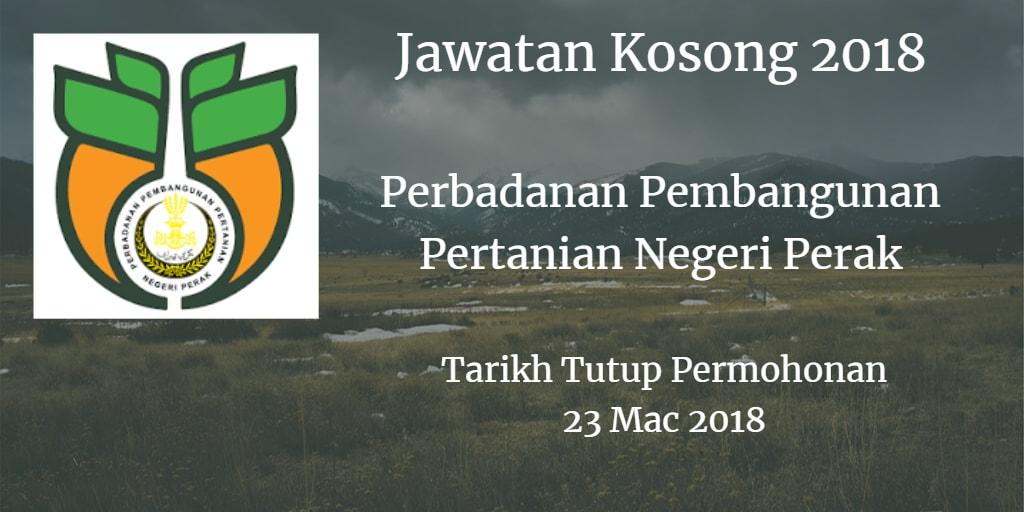Jawatan Kosong PPPNP 23 Mac 2018