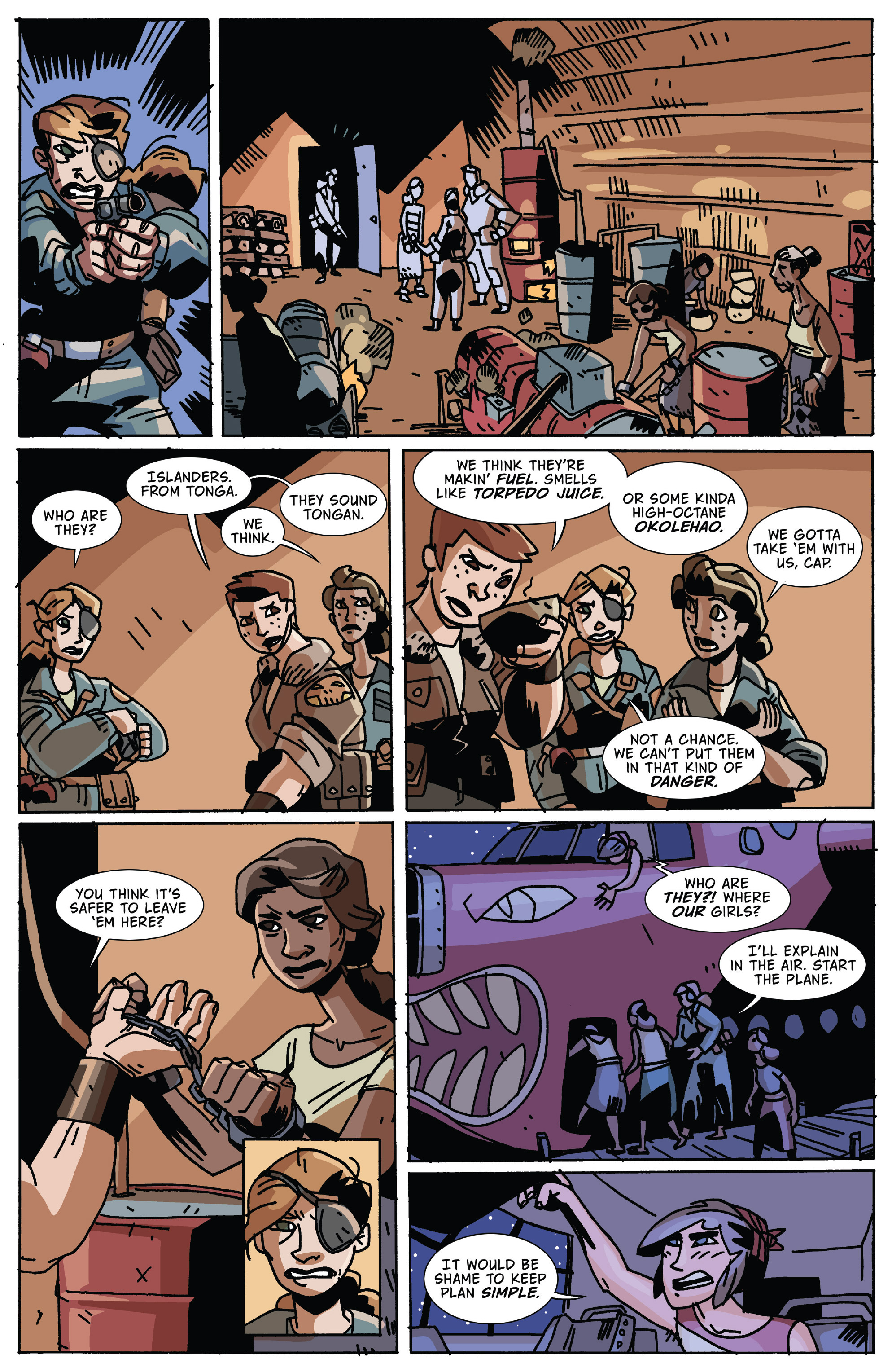 Read online Real Science Adventures comic -  Issue #2 - 9