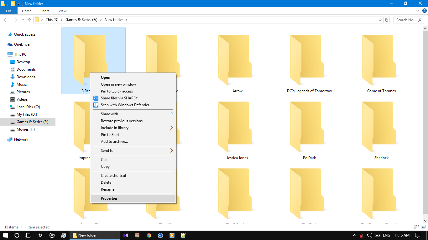 How to Change Folder Icons in Windows 8,10
