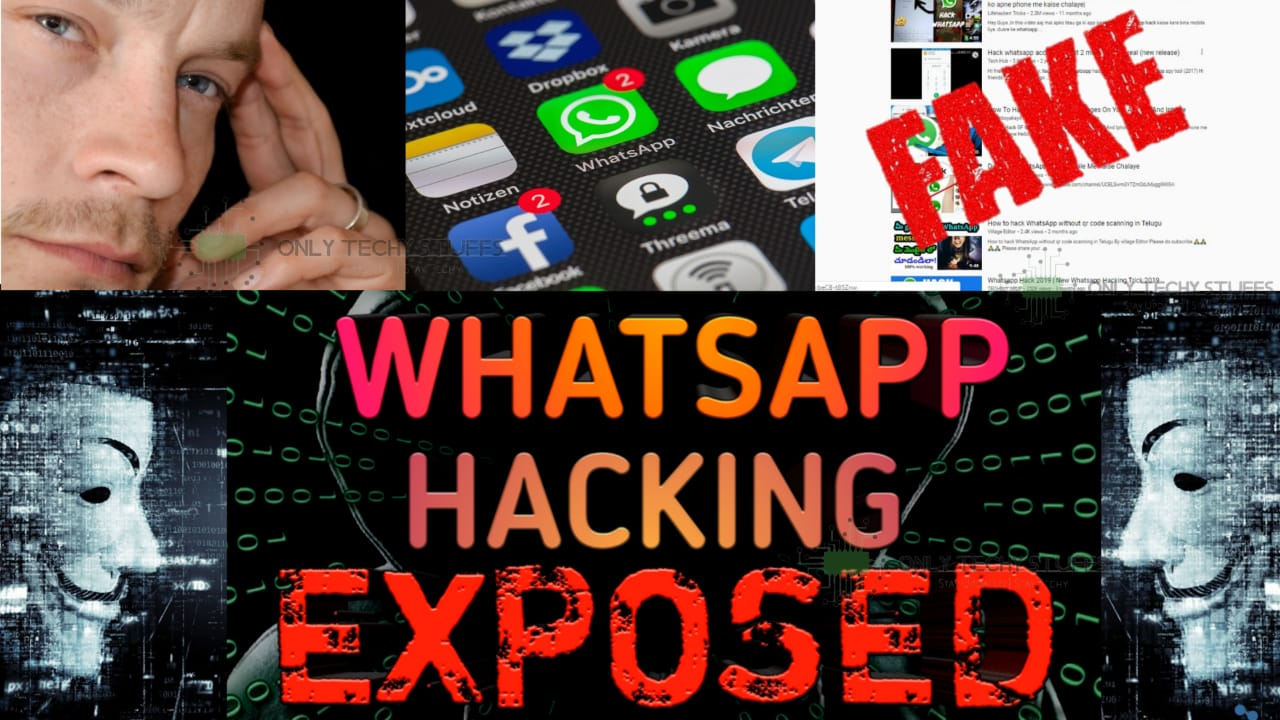 Can we *HACK* someone's WHATSAPP ACCOUNT USING THE PHONE