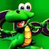 Croc (PS1, Saturn, PC) teve influência na criação de Mario 64.