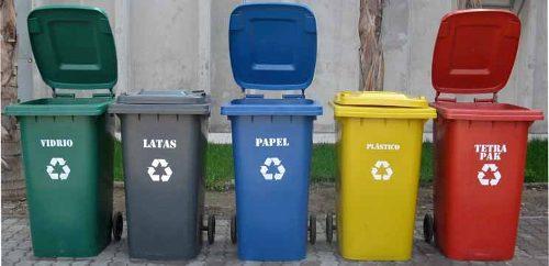 Blog de geograf a del profesor juan mart n mart n que - Colores para reciclar ...