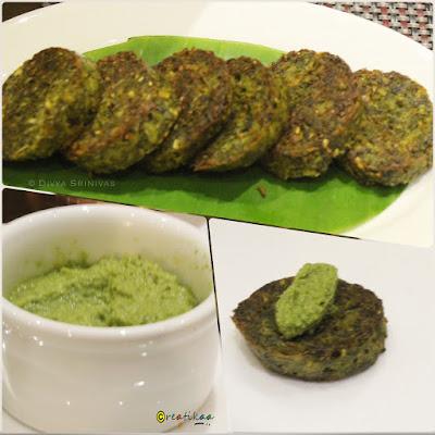 Meena Tai - Restaurant - Chennai - Maharastrian - kothimbir vadi