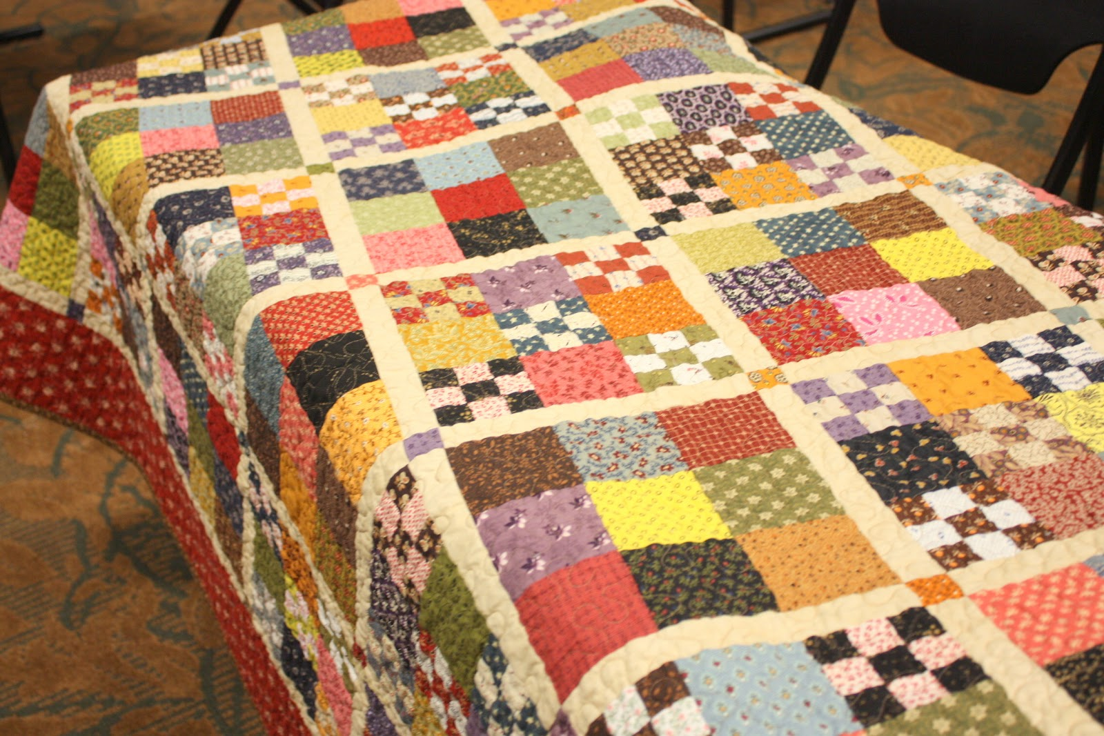 Quilting Retreat - Diary of a Quilter - a quilt blog : quilting retreat - Adamdwight.com
